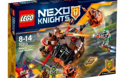 Følg historien om Kongeriget Knighton i LEGO-kollektion