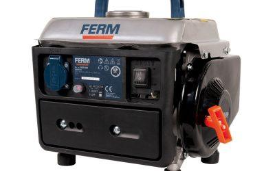 Skal du på campingtur og mangler en generator?