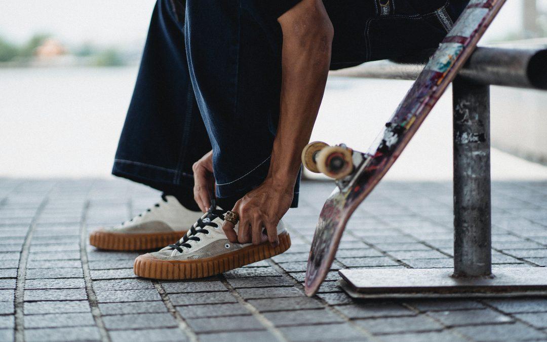 Dyrk din personlige stil med fede skatersko