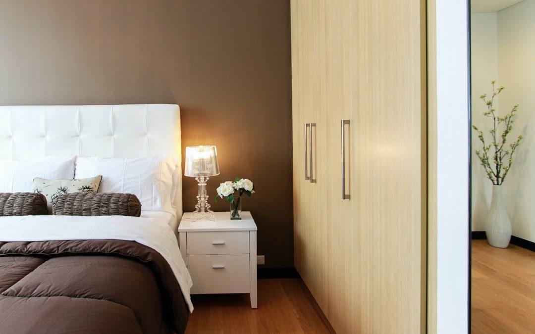 Sådan indretter du dit soveværelse