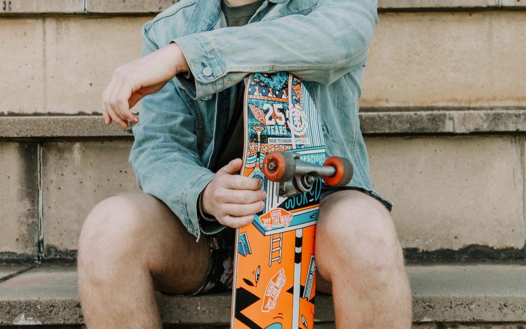 Fuldend skaterstilen med smart tøj fra amerikanske Volcom